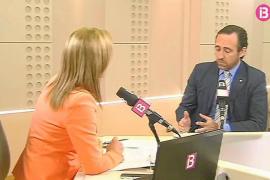 El PSIB presenta una queja ante la Junta Electoral por la entrevista de IB3 a Bauzá