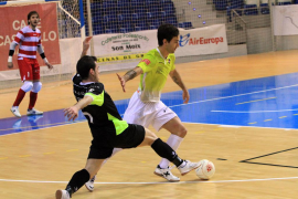 Palma Futsal gana y se aúpa a la quinta plaza