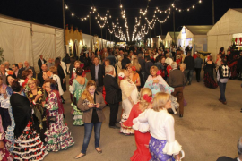 Arranca la Feria de Abril de Palma