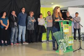 Maria Ramon Salas y Jaume Tomás, candidatos de MÉS en Esporles y Llucmajor