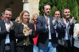 Salom propone reducir de 33 a 23 los consellers insulars electos
