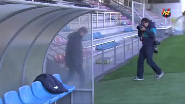 El Barça rinde homenaje a Tito Vilanova con un emotivo vídeo