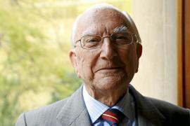 Josep Zaforteza: «En política no se puede improvisar»