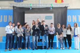 Jaume Bauzá y Marga Serra, candidatos del PP a las alcaldías Montuïri y sa Pobla