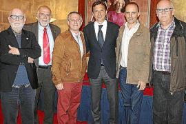 Entrega del premio Cornelius Atticus a Mateu Martorell
