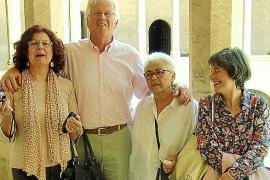 Homenaje a Xam en el Castell de Bellver