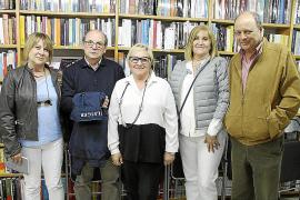 Presentación del nuevo libro de Gabriel Mestre Olvier