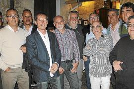 Reunión de antiguos alumnos del colegio Pius XII