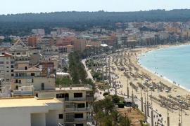 El Plan de Reforma Integral de la Playa de Palma prevé una inversión de 469 millones