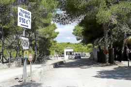Campos pide ayuda al Consell para expropiar el aparcamiento de ses Covetes