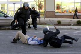 Violentos disturbios en Baltimore tras el funeral del afroamericano Freddie Grey