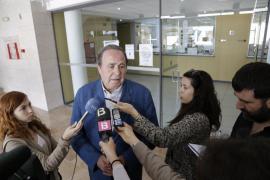 Rodríguez persiste en querellarse contra Costa por injurias por llamarle 'capo'
