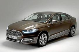Ford presenta el Vignale Mondeo, el primer modelo de su nueva gama
