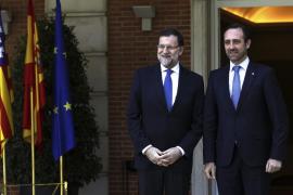 Rajoy se reúne con Bauzá
