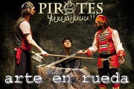 'Pirates', una aventura familiar de Arte en Rueda