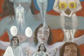 'Figures i Al·legories', 2ª exposición del Ciclo Bernat Morell