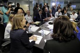 Pastor: «El Sorrento será remolcado a donde haya menos riesgos»
