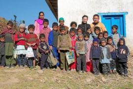 Eivissa se vuelca en la ayuda a Nepal