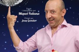 Miquel Fullana recuerda en un monólogo 'Aquells anys fantàstics'