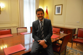 Antoni Oliver, presidente de la Sala de lo Social del TSJIB