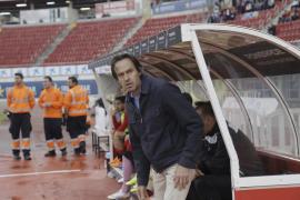 Soler dice que ganar al Sporting de Gijón «es un reto para el Mallorca»