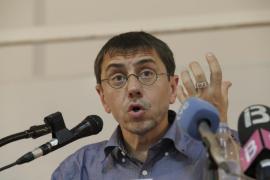 Monedero presenta su dimisión y abandona la ejecutiva de Podemos
