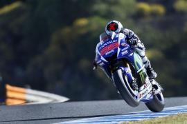 Lorenzo domina la jornada en Jerez con Espargaró y Márquez cada vez más cerca