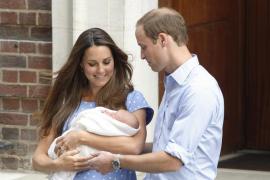 Kate Middleton ingresa en el hospital para dar a luz a su segundo hijo