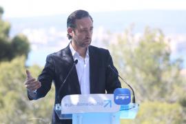 Bauzá se compromete a «crear 40.000 empleos estables en cuatro años»