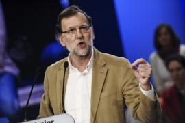 Rajoy reclama apoyo para completar la recuperación