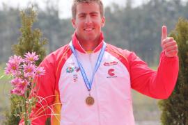 Sete Benavides da un segundo bronce a España