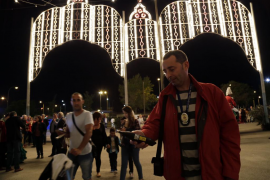 'Operación Rebujito' en la Fira d'Abril