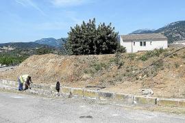 El Consell dice que las obras en la carretera de Campanet obedecen a razones técnicas