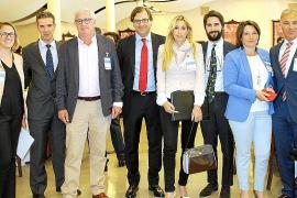 Jornadas sobre economía organizadas por APD