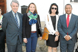 La Cámara de Comercio dominicana premia a hoteleros mallorquines