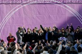 Críticos de Podemos piden volver a los orígenes del 15-M y romper el régimen del 78