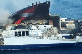 Pastor dice que el remolque del Sorrento se debe hacer  «en condiciones que no impliquen ningún riesgo medioambiental»