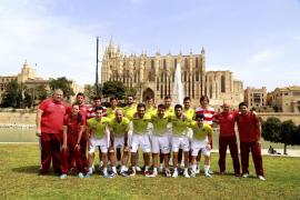 Un reto monumental para el Palma Futsal