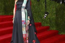 Dragones, y alguna mazmorra, en la alfombra roja de la Gala Met 2015