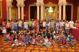 Amigos del Pueblo Saharaui necesita familias para acoger niños este verano