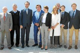 Inauguración de la nueva sede de la Federació de Futbol