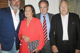 Fiesta de inauguración de la nueva barra Ramón Peña en Tast Club Palma