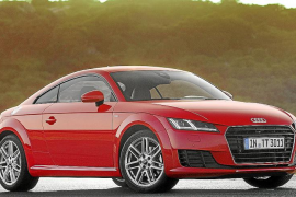 Audi introduce el motor 1.8 TFSI de 180 cv en la nueva generación TT