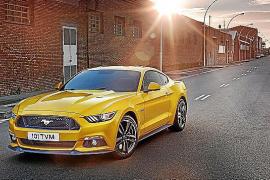 El Mustang alcanza los 2.200 pedidos en Europa