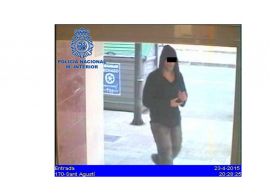 Detenido un histórico atracador en Palma