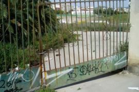 Durán quiere ampliar 30.000 m2 el Parc de Sa Riera