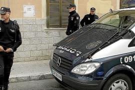 Extorsión en Palma: «Hay una bala con tu nombre escrito, tú sabrás lo que haces»