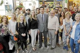 Más de 120 artistas dinamizarán en mayo el barrio de Santa Catalina