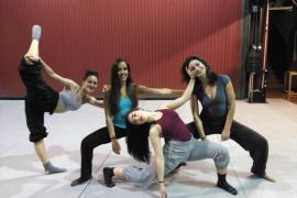 'Mujeres en otro idioma', danza en estado puro