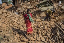 El Mallorca, solidario con Nepal